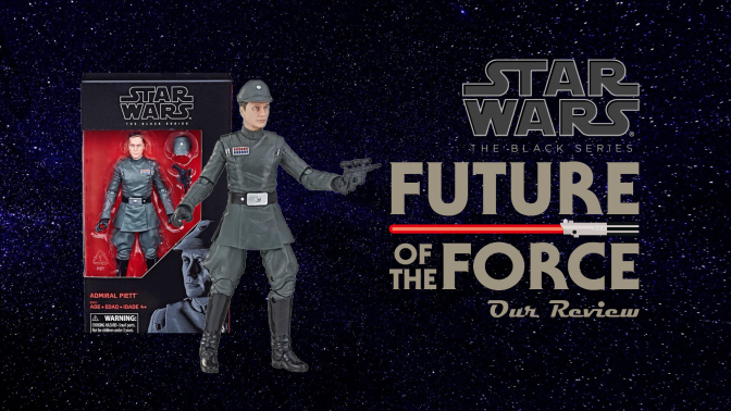 Black Series Review: Admiral Piett | (The Empire Strikes Back) (Exclusive)