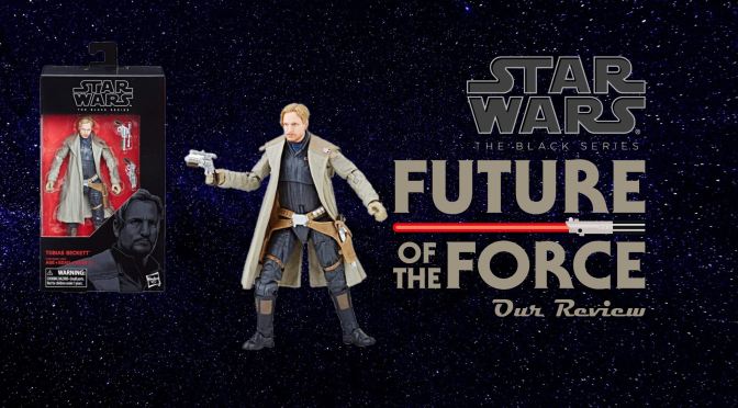 Black Series Review: Tobias Beckett   (Solo: A Star Wars Story)