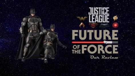 FOTF MAFEX Batman Tactical Suit Review