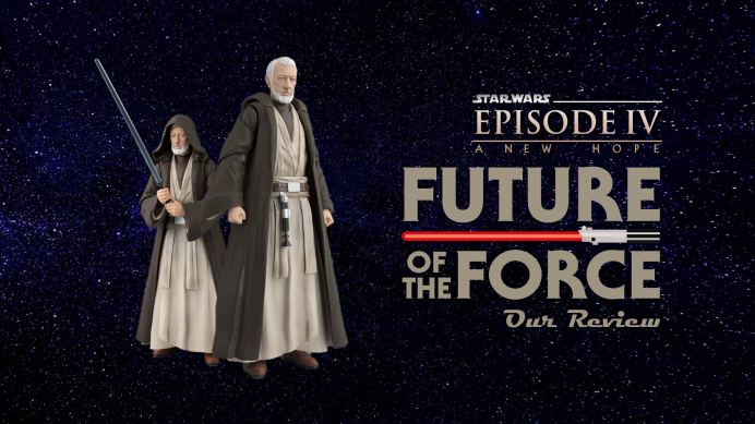 S.H Figuarts Obi-Wan Kenobi (A New Hope) Review