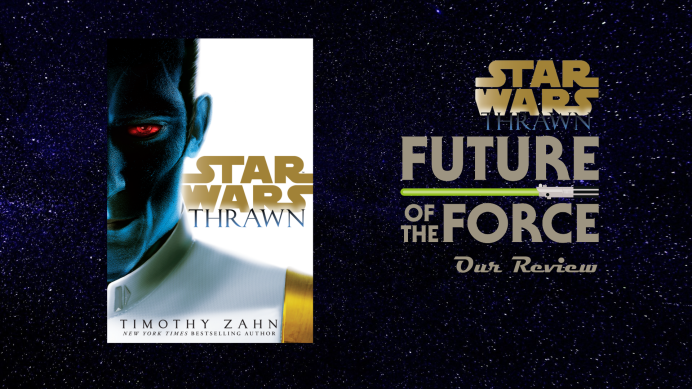 Book Review | Star Wars: Thrawn – A Masterclass in Tactics and Deception