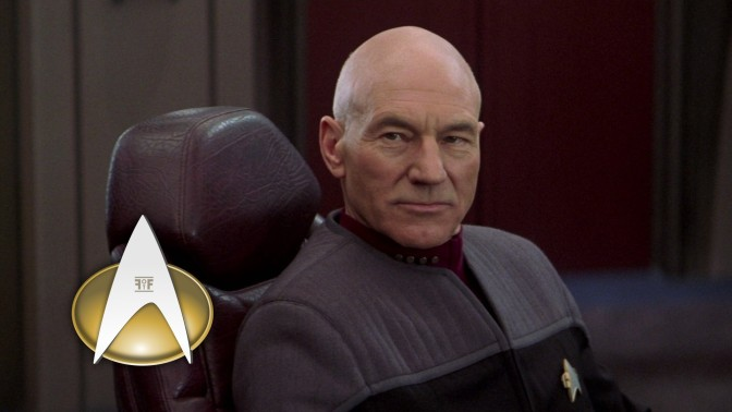 Jean-Luc Picard is Back! Patrick Stewart to Reprise His Iconic Role in an All-New Star Trek TV Series