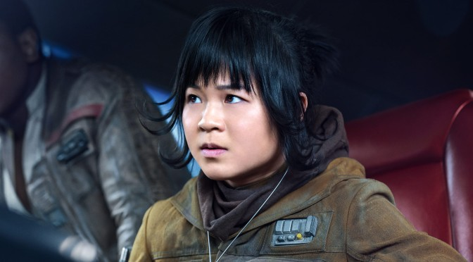 FOTF Kid's Corner | Rose Tico: Resistance Fighter (Review)