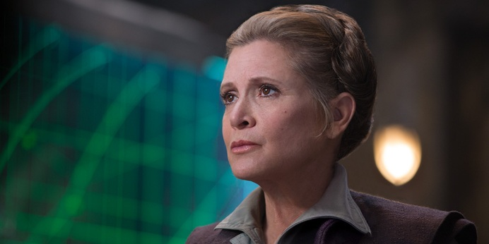 No One's Ever Really Gone How Technology Will Complete Leia's Arc in Episode IX