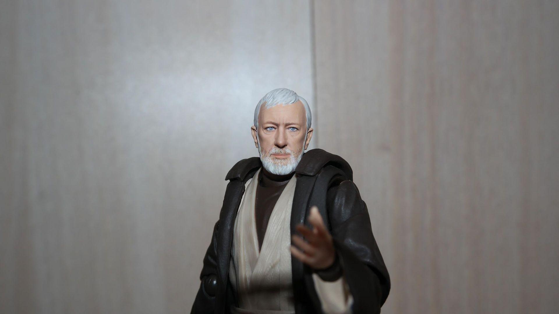 S.H. Figuarts Review | Obi-Wan Kenobi (A New Hope)