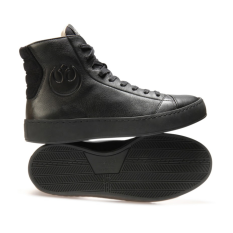 Po-Zu-Resistance-Leather-Black