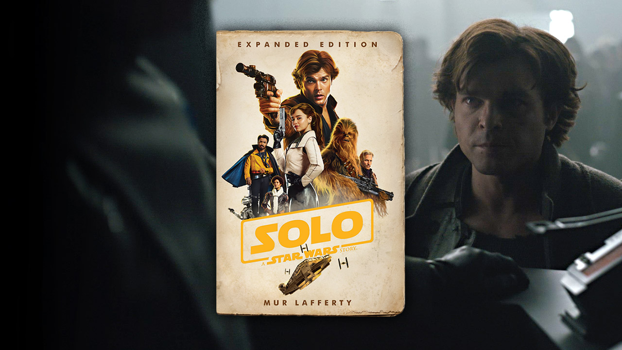 Solo: A Star Wars Story   The Expanded Novel Exclusive Excerpt