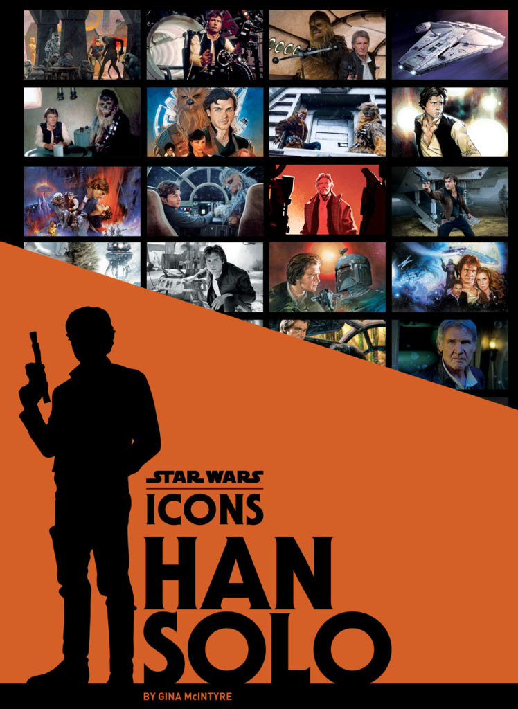 Star Wars Icons: Han Solo Chronicles the Journey of a Legend – (Star Wars.com Exclusive)
