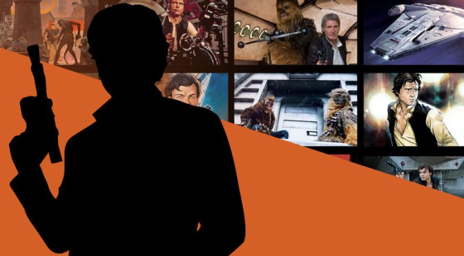 Star Wars Icons: Han Solo Chronicles the Journey of a Legend | Star Wars.com Sneak Peak