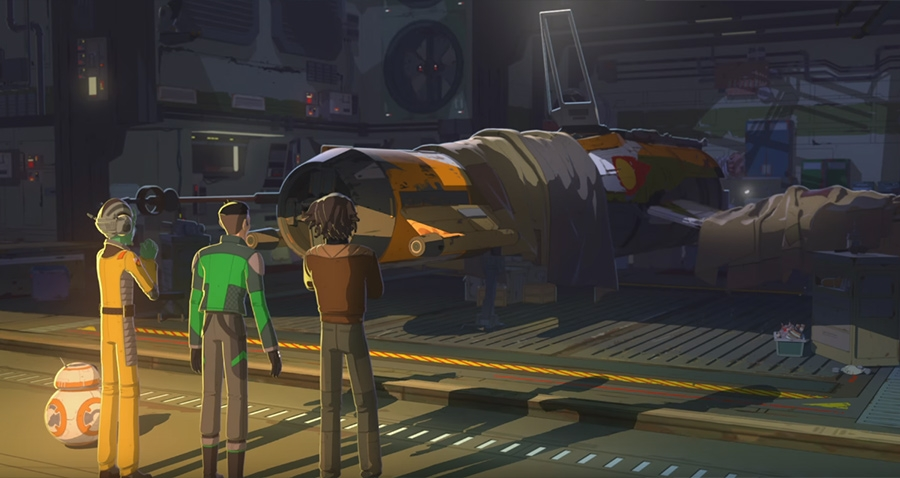 Star Wars: Resistance | Our Verdict