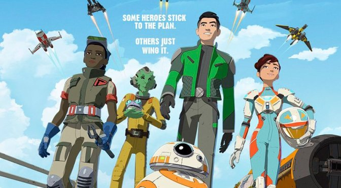 Star Wars: Resistance | First Poster Unveiled
