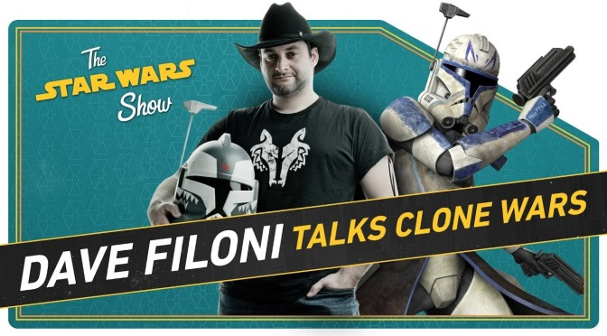 The Star Wars Show | Dave Filoni Talks Star Wars: The Clone Wars and Episode IX Begins Shooting!