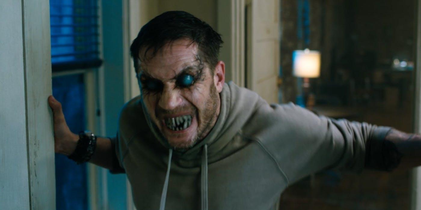 Venom | The New Trailer Reveals Tom Hardy's Dark Side