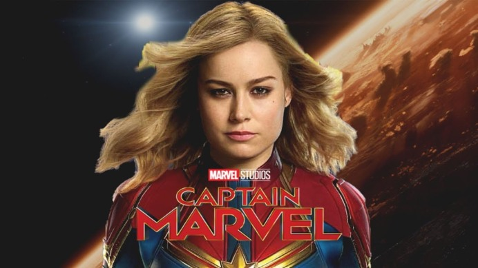 Captain Marvel | First Look