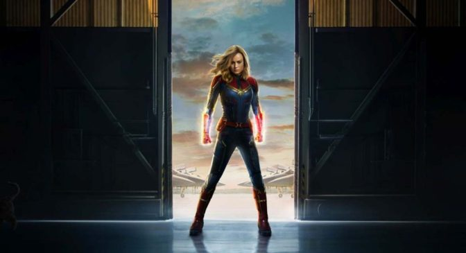 Higher, Further, Faster | The Captain Marvel Trailer Takes Us to New Heights