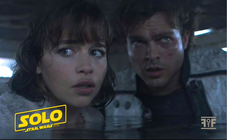 Solo: A Star Wars Story | Corellian Foot Chase