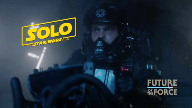 Solo: A Star Wars Story | Han Stands Trial For TIE Fighter Crash