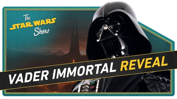 The Star Wars Show | Vader Immortal First Look and Meet the Cast of Star Wars Resistance