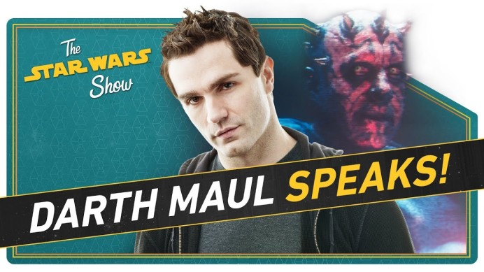 The Star Wars Show |Sam Witwer on Voicing Maul and Star Wars: Galaxy's Edge News!