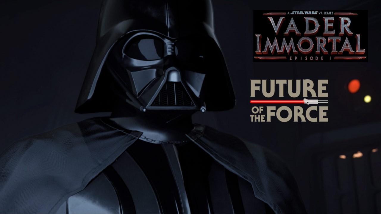 Vader Immortal: A Star Wars VR Series - Episode I | Official Teaser