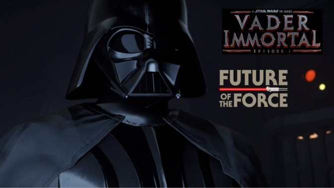 Vader Immortal: A Star Wars VR Series – Episode I | Official Teaser