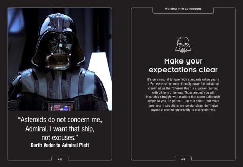 Book Review   Star Wars: Be More Yoda & Be More Vader