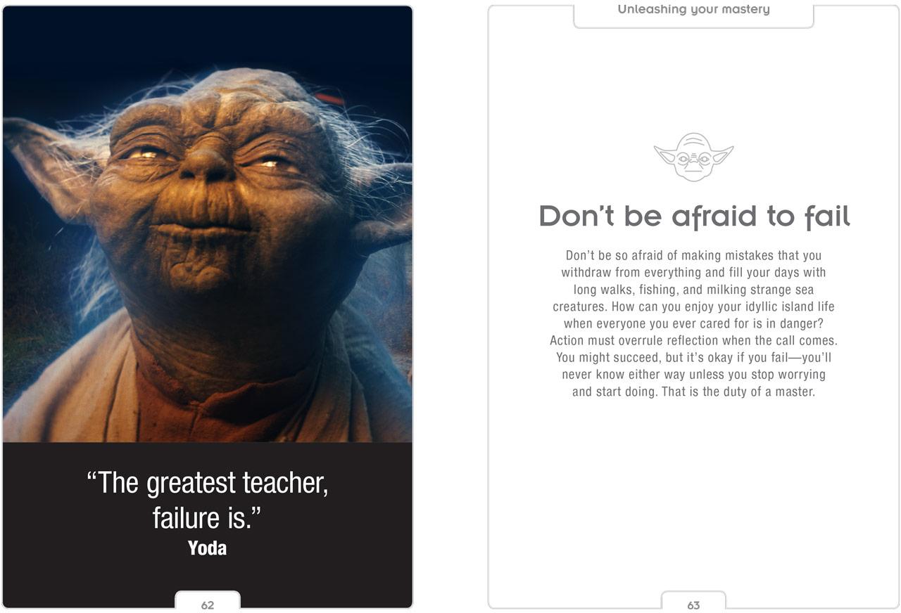 Book Review | Star Wars: Be More Yoda & Be More Vader