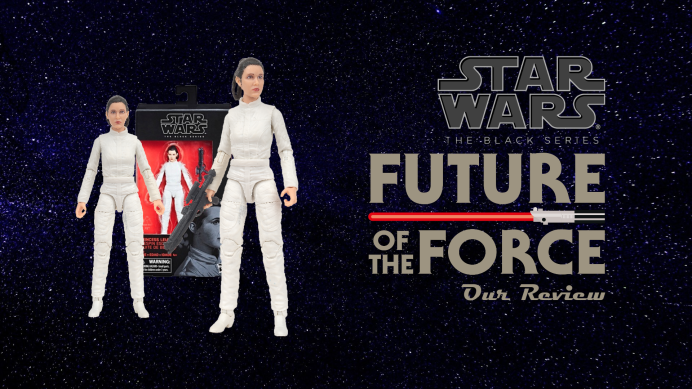 Black Series Review: Princess Leia (Bespin Escape) Target Exclusive   The Empire Strikes Back