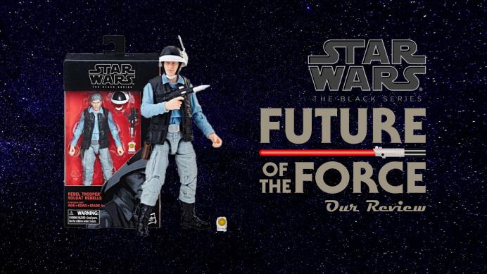 Black Series Review: Rebel Trooper | A New Hope