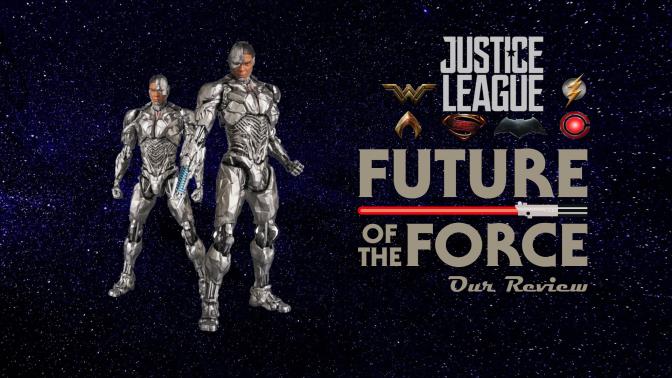 Justice League Review | Cyborg MAFEX (Medicom)
