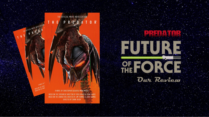 The Predator Official Movie Novelisation Review