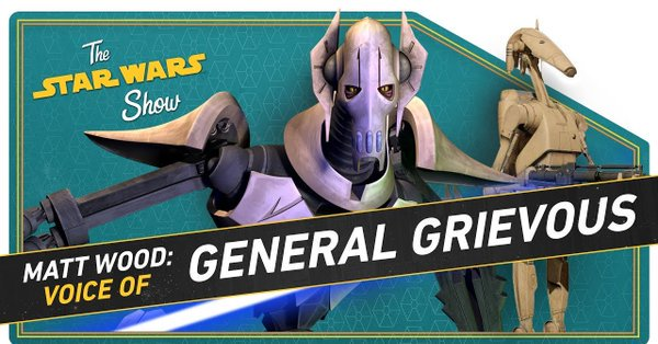 The Star Wars Show   Grievous Comes to Battlefront II and the Latest on The Mandalorian