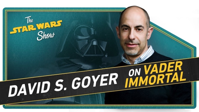 The Star Wars Show | Behind The Mask Of Vader Immortal and a Sneak Peek At Star Wars Resistance