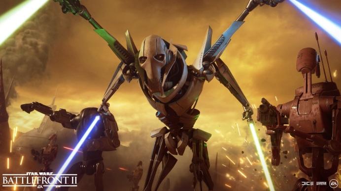 Star Wars Battlefront II - General Grievous