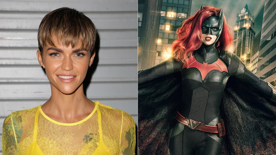 Batwoman | First Look at Ruby Rose's Awesome New Crimefighter