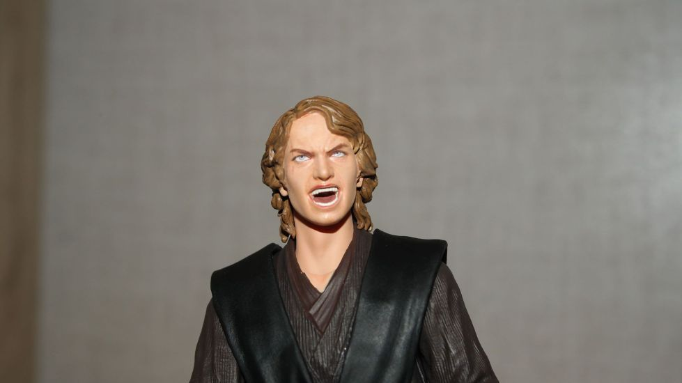 S.H. Figuarts Review | Anakin Skywalker (Revenge Of The Sith)