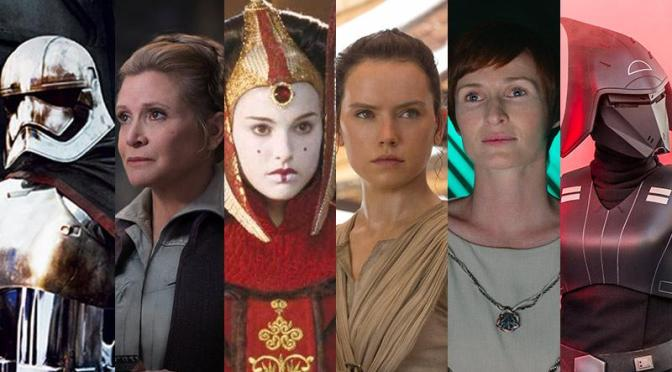 Star Wars | The Evolution of the Heroine's Journey