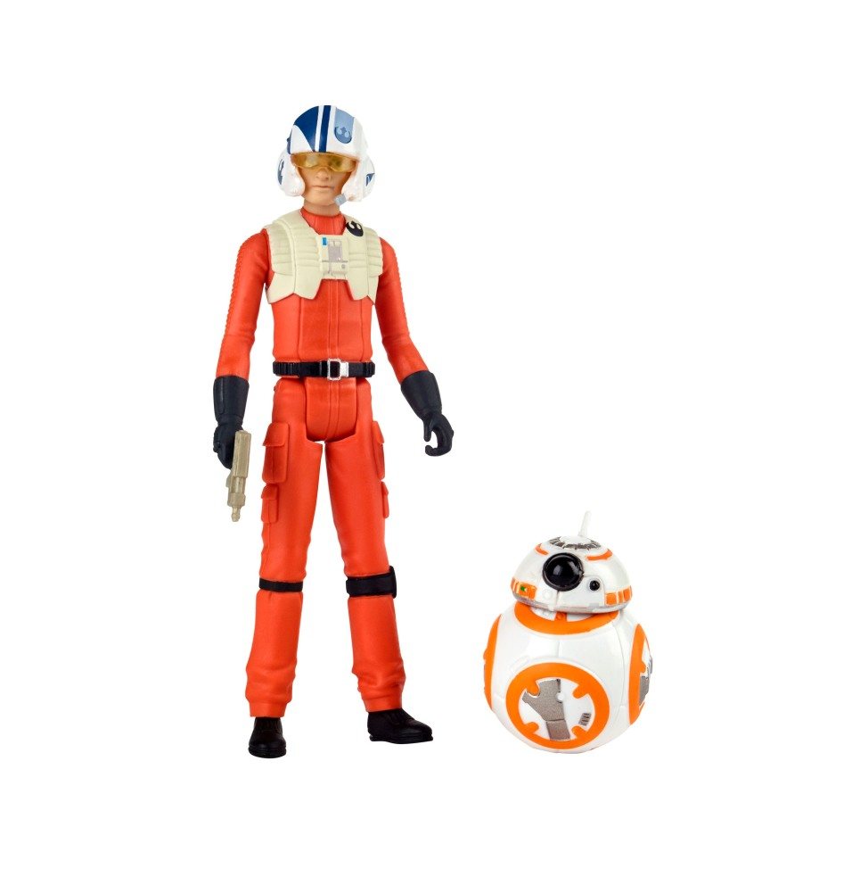 STAR-WARS-RESISTANCE-3.75-INCH-POE-DAMERON-BB-8-Figure-2-Pack-2