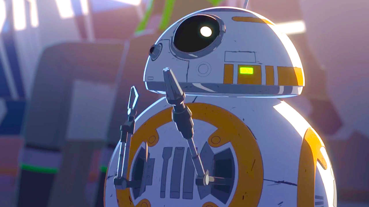 Star Wars Resistance BB-8