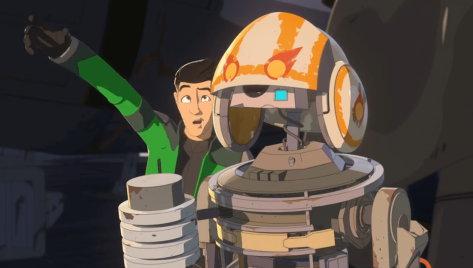 TV Review   Star Wars: Resistance