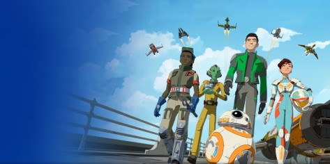 TV Review | Star Wars Resistance: The High Tower