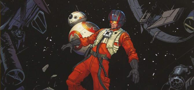 FOTF Comics | Poe Dameron Vol. 4: Legend Found
