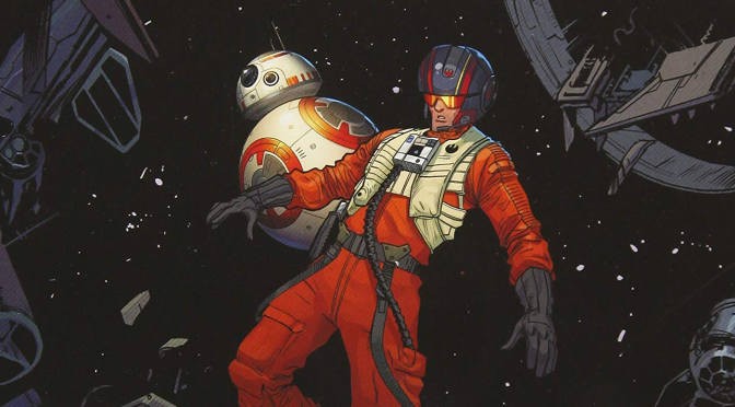 FOTF Comics | Poe Dameron Vol. 4: Legend Found
