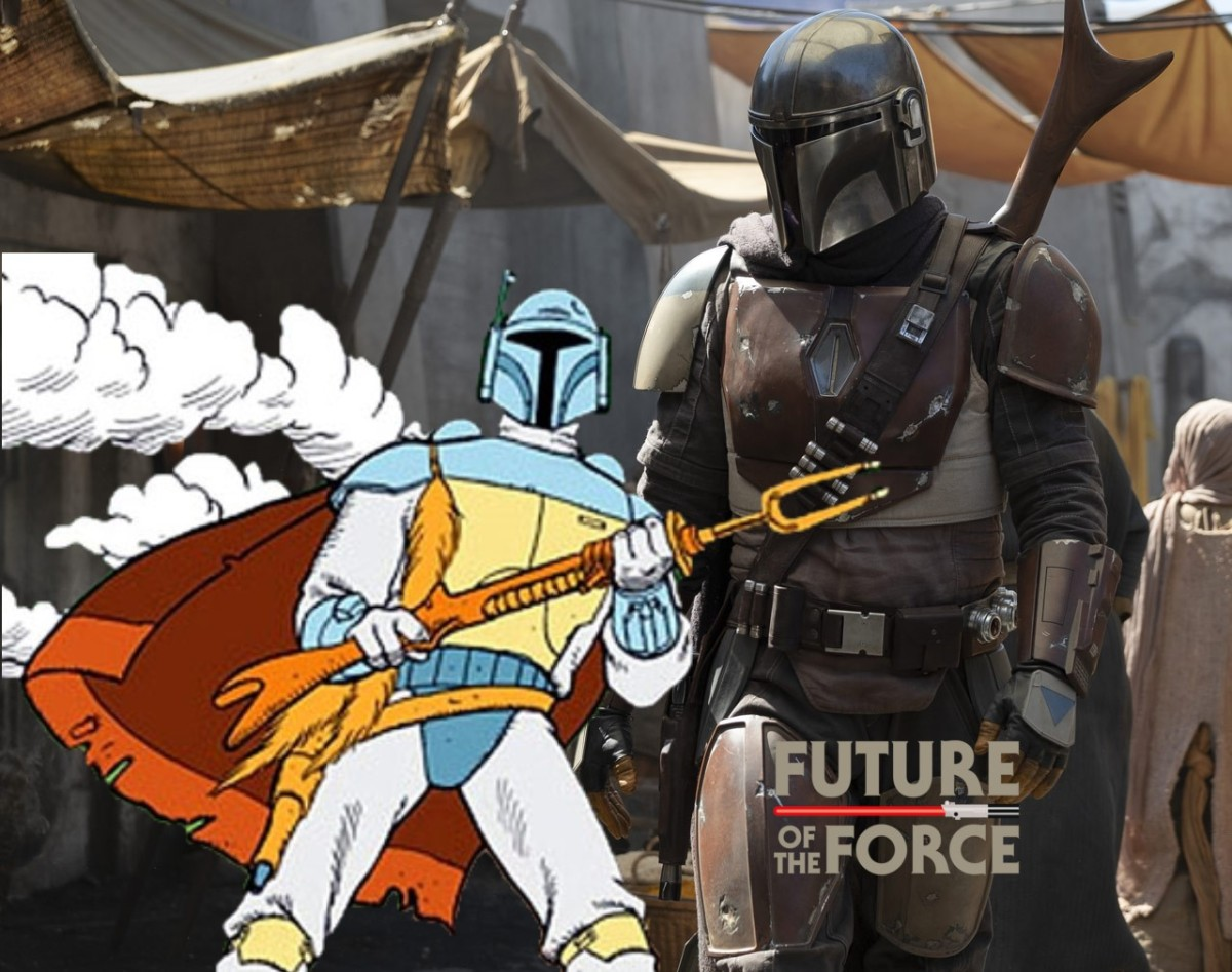 The Mandalorian | Jon Favreau Teases the Reintroduction of a Fett Classic