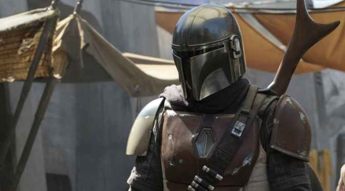 Star Wars | First Look at The Mandalorian Coming in April?