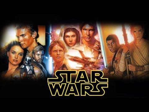 The Star Wars Machete Order Marathon Works!