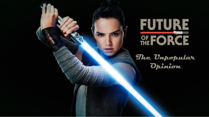 The Unpopular Opinion | Rey Pilotting the Millennium Falcon