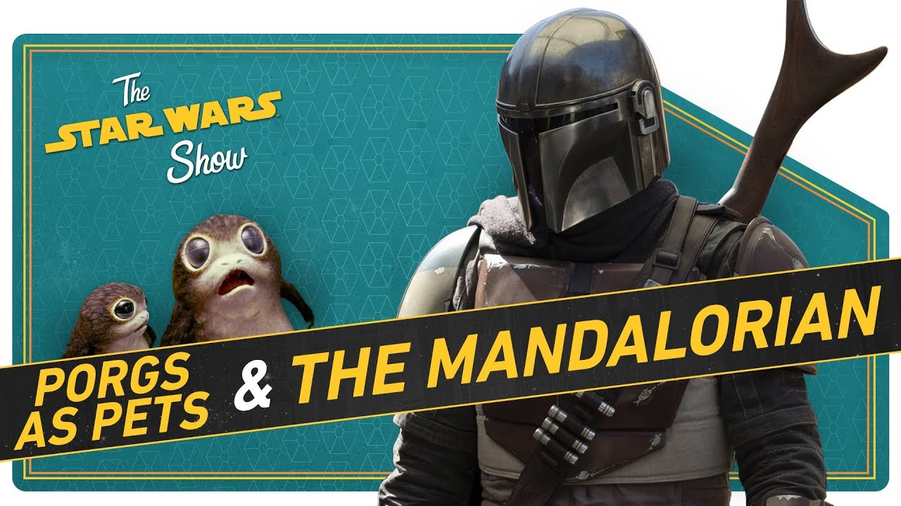 The Star Wars Show |ILMxLAB Hatches Project Porg and More on The Mandalorian