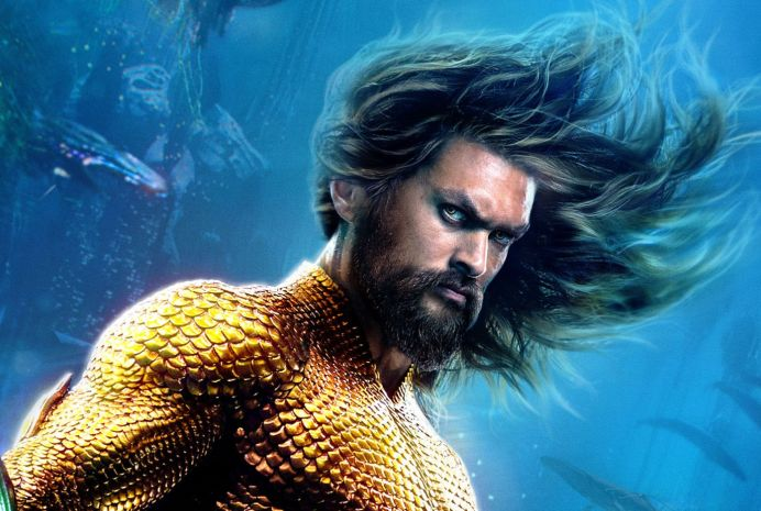 Aquaman | The Character Posters Are Unleashed!