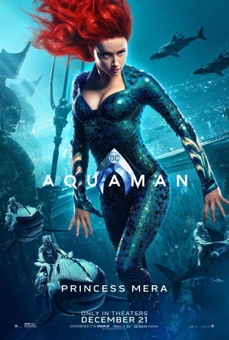 Aquaman-Chraracter-Posters-Princess-Mera